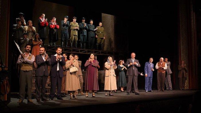 Devlet Tiyatrosu'nda 'güvenlik soruşturması' perdesi