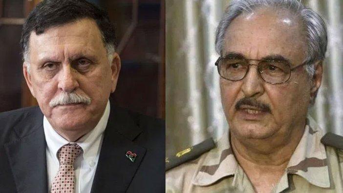 Almanya Dışişleri: Hafter Libya'da ateşkes anlaşmasına uymaya hazır