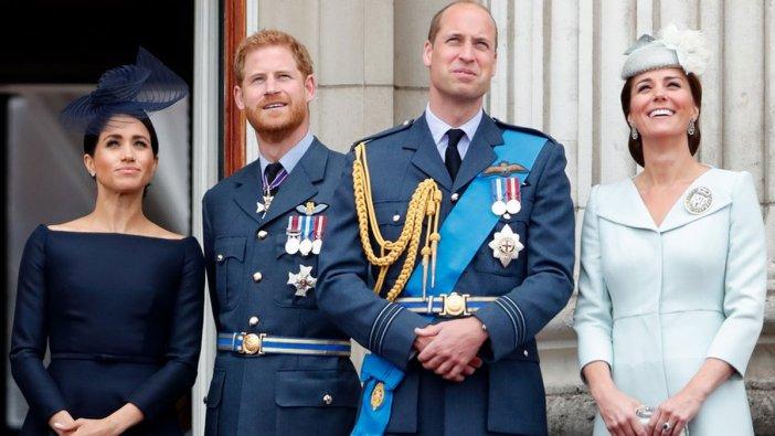 Prens Harry ve Prens William'dan açıklama: İddialar doğru değil