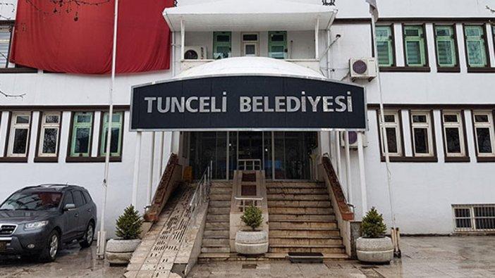 SGK, Tunceli Belediyesi'nin banka hesabına haciz koydu