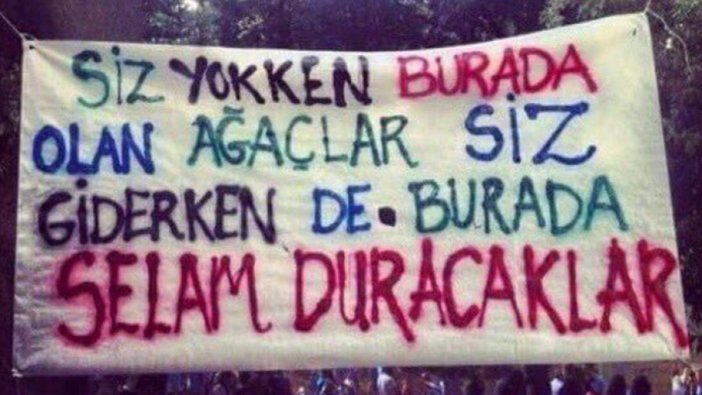 Gezi Davası'nda sanıklar tüm suçlardan beraat etti!