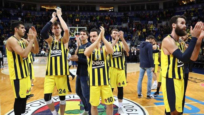 Fenerbahçe basketbol takımında coronavirüs şüphesi