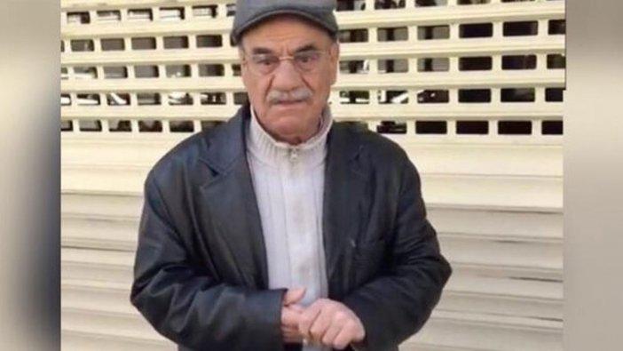 Kendini polis olarak tanıtıp, yolda yürüyen yaşlı adamı tehdit eden şahıs gözaltına alındı