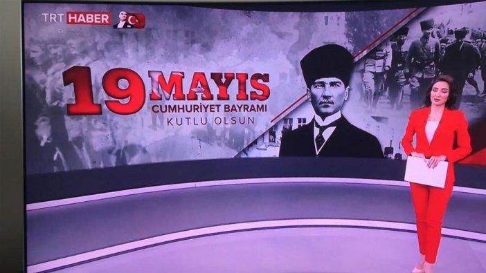 TRT'de skandal hata: 19 Mayıs'ta Cumhuriyet Bayramı'nı kutladılar