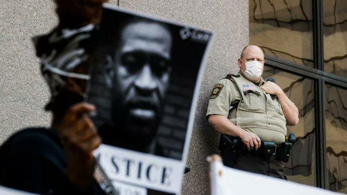 ABD'de George Floyd'u öldüren polis tutuklandı