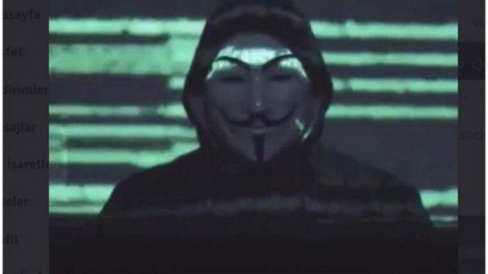Dünyaca ünlü hacker grubundan Trump'a gözdağı: Suçlarınızı ifşa edeceğiz