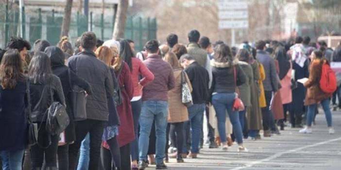 TÜİK'e göre işsizlik yine azaldı