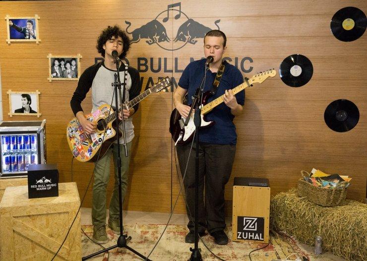 Red Bull Music Warm Up kampüs başvuruları başladı