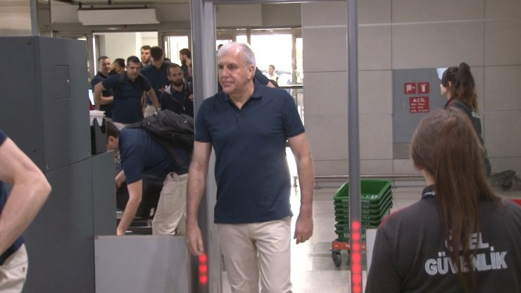 Fenerbahçe Beko, final için İspanya'ya gitti