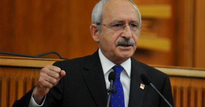 Mustafa Kemal Atatürk'e bile verilmeyen yetkileri biz FETÖ'nün PKK'nın kandırdığı kişiye mi vereceğiz?