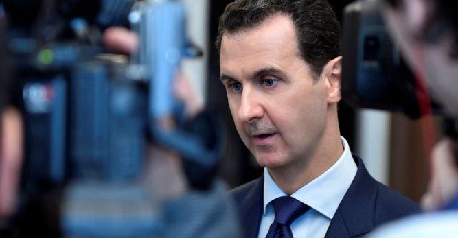 Esad: Her şeyi müzakere etmeye hazırım