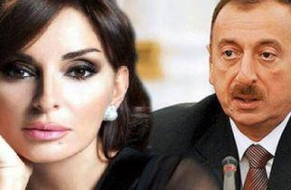 Aliyev o göreve eşini getirdi!