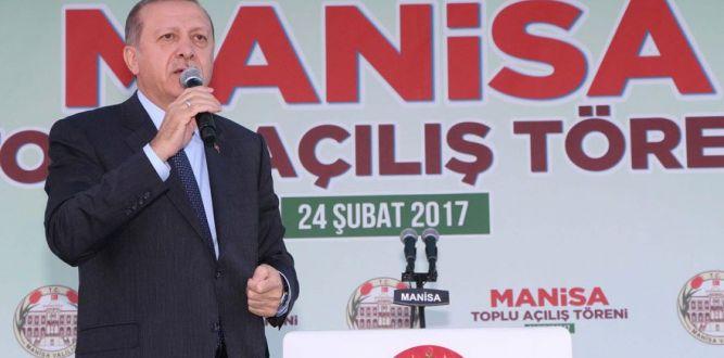 """Erdoğan: """"İdam TBMM'den gelmezse referandum olabilir"""""""