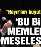"""Kılıçdaroğlu: """"Bu bir memleket meselesidir"""""""