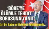 Kılıçdaroğlu'ndan 'Böke' sorusuna yanıt