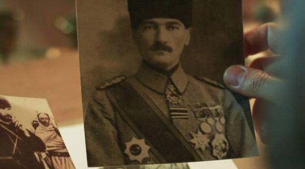 Mustafa Kemal'den mektup var!