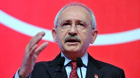 CHP Lideri Kemal Kılıçdaroğlu: Kahroluyoruz