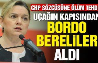 CHP'li Böke'ye ölüm tehdidi!