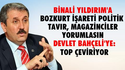 Mustafa Destici: AKP ve MHP Milletimizi kandırmasınlar