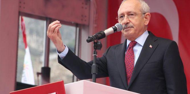 CHP Lideri Kılıçdaroğlu: 'Biz mağduruz' diyorlar! Peki biz neyiz?