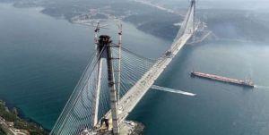 İki köprü birleşse, üçüncü köprüyü ödeyemiyor