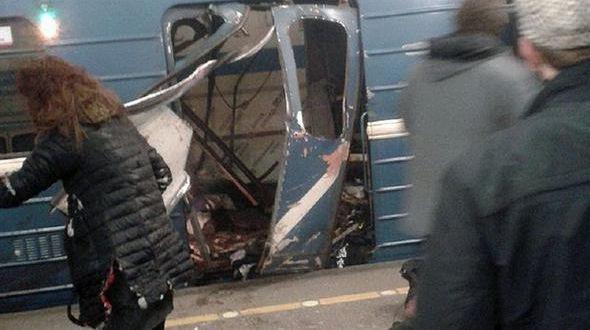 Rusya'da iki metro istasyonu arasında patlama
