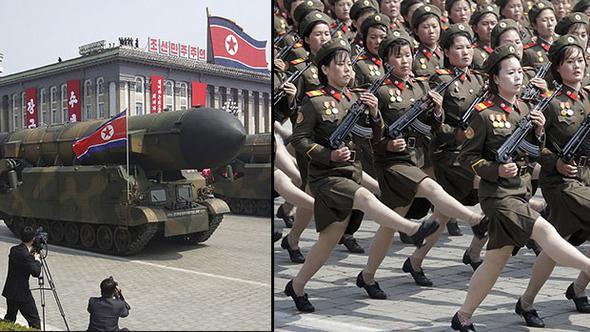 ABD'nin nükleer denizaltısı Kore kıyısına ulaştı… Kuzey Kore'den büyük tatbikat