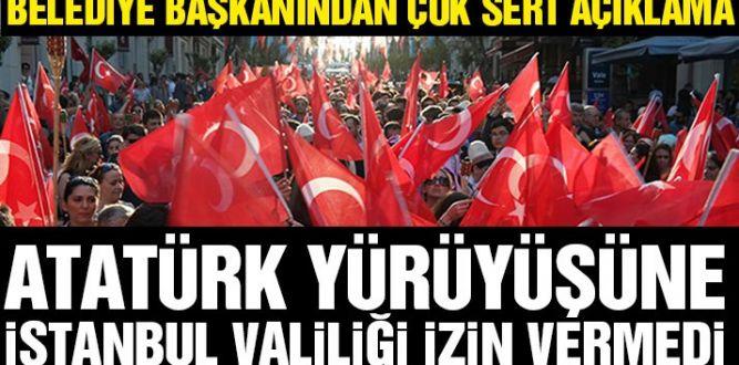 Murat Hazinedar: Bu engellemeler Beşiktaş halkının ne Cumhuriyet ne de Atatürk sevgisini azaltmayacak!