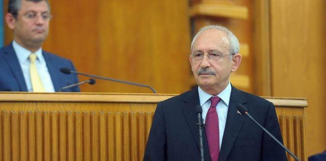 Kılıçdaroğlu: Parti içi kavgaya asla izin vermeyeceğiz