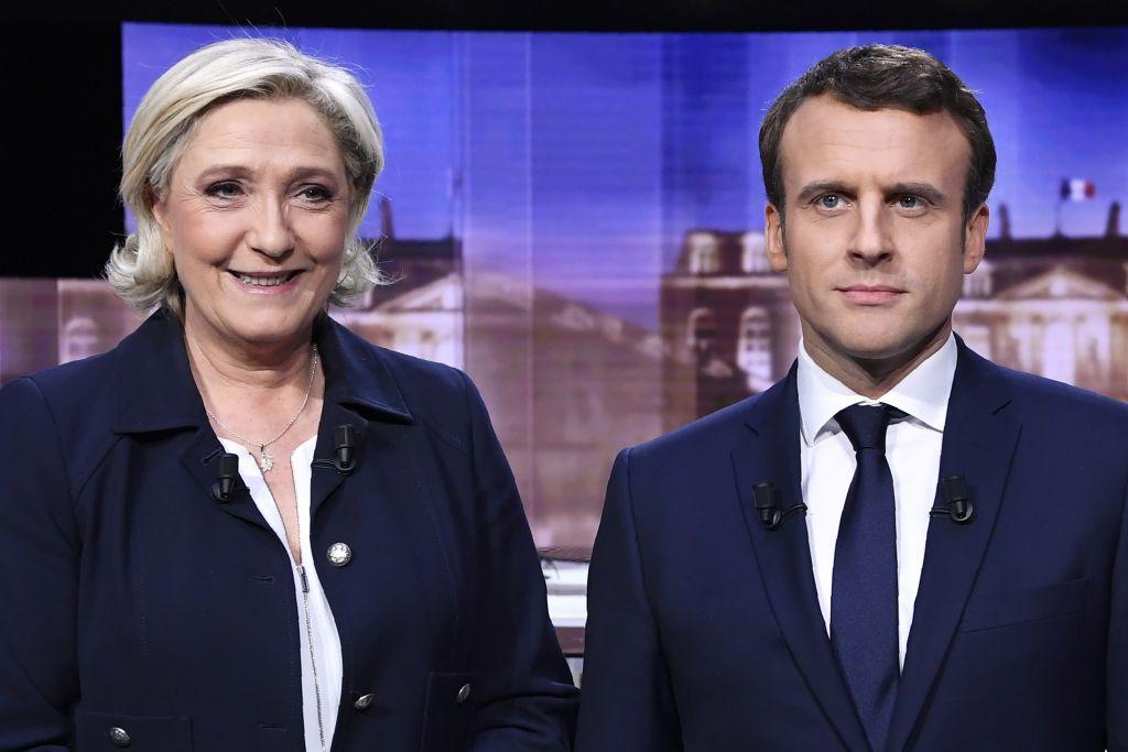 """Fransızlar """"Macron"""" dedi"""