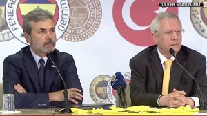 Aykut Kocaman, Fenerbahçe ile sözleşmeyi resmen imzaladı