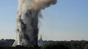 """Londra'daki otel yangının bilançosu; 50 yaralı, 6 ölü! Yetkililerden """"Türk aileler"""" açıklaması bekleniyor…"""