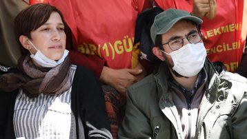 Açlık grevindeki Nuriye Gülmen'e haberleşme yasağı!