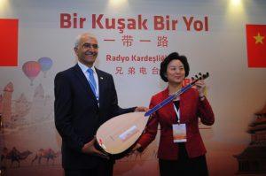 Çin ile radyo kardeşliği! CHP lideri kutlama mesajı gönderdi…