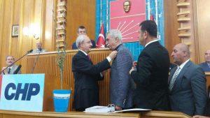 Sarp Kuray CHP'ye katıldı!