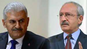 """Hesap tartışması kızıştı! CHP lideri, Başbakan'a """"biraz kitap oku"""" dedi!"""
