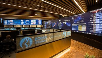 Borsa'dan tarihi rekor, ilk kez 100 bini gördü