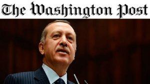 Washington Post'tan Erdoğan'a eleştiri