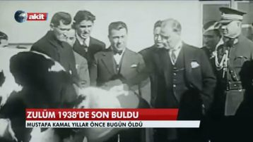 """""""Zulüm 1938'de son buldu"""" başlığı için pişkin savunma: Hakaret ve suç yok!"""