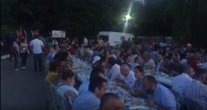 Enis Berberoğlu için ilk nöbet Maltepe Cezaevi önünde başladı
