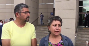 Tutuklanan CHP'li Enis Berberoğlu'nun eşinden ilk açıklama
