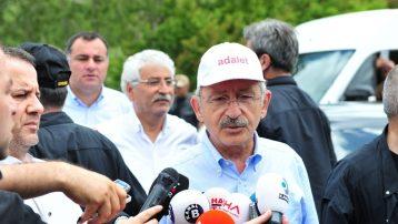 Kılıçdaroğlu: Baktılar olmuyor, tutup hapse attılar. İkisine de selam olsun!