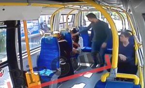 O saldırgan cezaevindeymiş! Şort giydiği için minibüste genç kadına saldırmıştı…