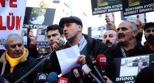 """Cumhuriyet davasında Ahmet Şık'ın savunması; """"Kahrolsun İstibdat, yaşasın hürrriyet!"""""""