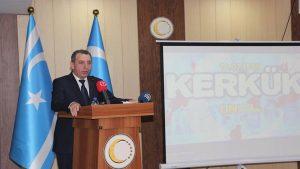Erbil'de 14 Temmuz Türkmen katliamı anma töreni düzenlendi
