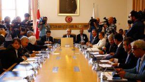 15 Temmuz Darbe Girişimini Araştırma Komisyonu raporu Meclis Başkanlığına sunuldu