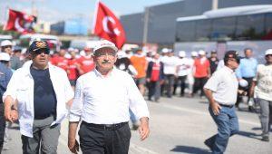 Adalet Yürüyüşü'nde 24. gün