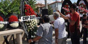 Şehit cenazesinde çelenk krizi: Vali, Kılıçdaroğlu'nun çelengini uzaklaştırdı