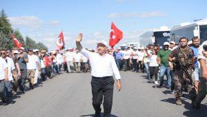 Kılıçdaroğlu The Times'a konuştu: 'Terörist tanımını kabul etmiyorum, hatta buna gülüyorum'