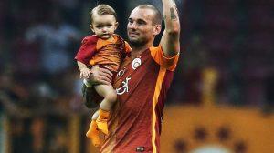 Wesley Sneijder, Türkiye'den ayrıldı: Olay sözler!
